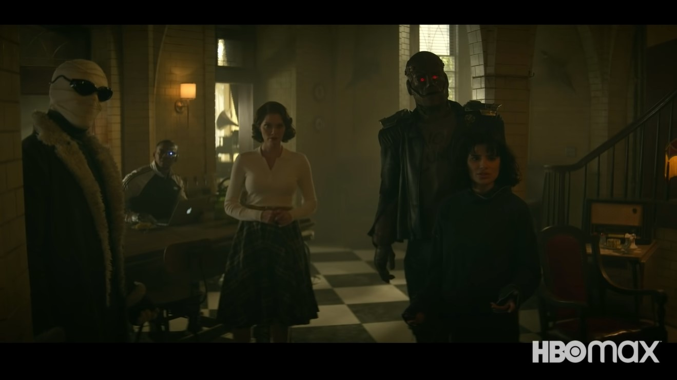 Doom Patrol Season 4 Premiere Date on HBO Max: Renewed and Cancelled?