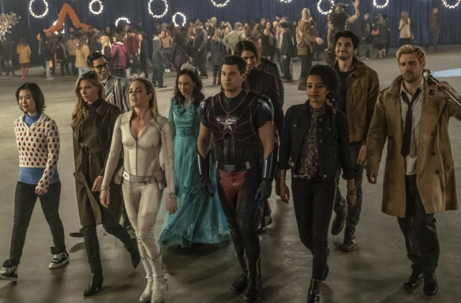 DC's Legends of Tomorrow Season 8 Premiere Date on The CW: Renewed and Cancelled?